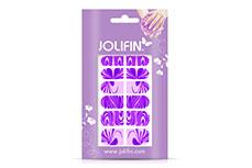 Jolifin Fullcover Nailartsticker 13