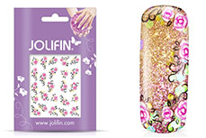Jolifin Blossom Nailart Sticker 10