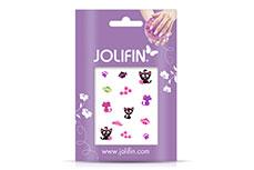 Jolifin Glitter Nailart Sticker 25