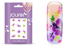 Jolifin Glitter Nailart Sticker 27