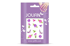 Jolifin Glitter Nailart Sticker 30