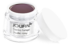 Jolifin Thermo Farbgel nude rosy 5ml
