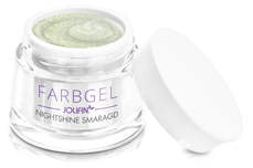 Jolifin Farbgel Nightshine smaragd 5ml