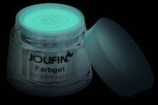 Jolifin Farbgel Nightshine saphir 5ml