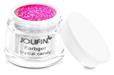 Jolifin Farbgel crystal candy 5ml