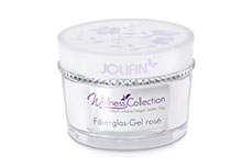 Jolifin Wellness Collection - Fiberglas-Gel rosé 5ml