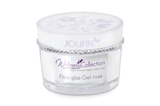 Jolifin Wellness Collection - Fiberglas-Gel rosé 30ml