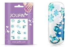 Jolifin Sweet Christmas Nailart Tattoo 12
