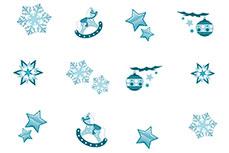 Jolifin Sweet Christmas Nailart Tattoo 12