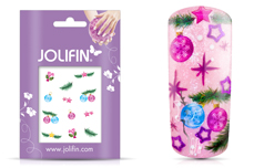 Jolifin Sweet Christmas Nailart Tattoo 13