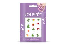 Jolifin Sweet Christmas Nailart Tattoo 19