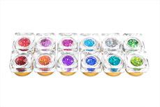 Jolifin Illusion Glitter Set II