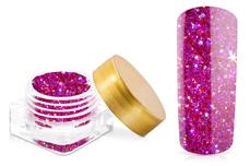 Jolifin Illusion Glitter I Violet