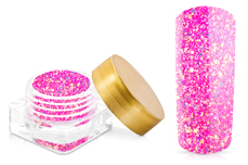 Jolifin Illusion Glitter I Neon Pink
