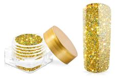 Jolifin Illusion Glitter I Pure Gold
