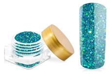Jolifin Illusion Glitter II Türkis