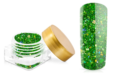 Jolifin Illusion Glitter II Forest Green