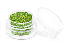 Jolifin Laser Glitter lime green