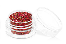 Jolifin Laser Glitter red cherry