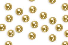 Jolifin Nailart Pearls gold
