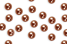 Jolifin Nailart Pearls chocolate
