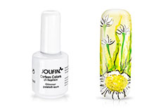 Jolifin Carbon Colors UV-Nagellack Glimmer pastell-sun 14ml