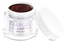 Jolifin Farbgel dark red 5ml