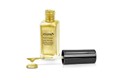 Jolifin Nailart Fineliner gold Glimmer 10ml