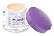 Jolifin Special Edition 4plus Make-Up Cover Gel beige Glimmer 15ml
