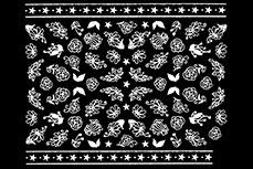 Jolifin White Romance Sticker 40