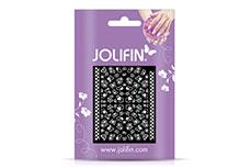 Jolifin White Romance Sticker 42