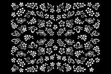 Jolifin White Romance Sticker 35