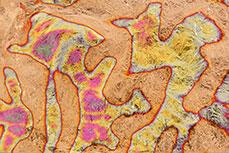 Magic Nailart Folie Copper Tiger