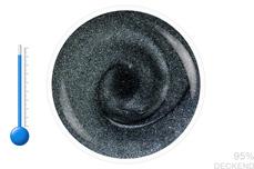 Jolifin Thermo Farbgel schwarz Perlmutt 5ml
