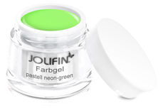 Jolifin Farbgel pastell neon-green 5ml