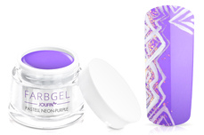 Jolifin Farbgel pastell neon-purple 5ml