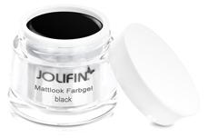 Jolifin Mattlook Farbgel black 5ml