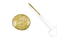 Jolifin Nail-Art Pen gold glitter 10ml