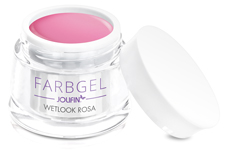Jolifin Wetlook Farbgel rosa 5ml