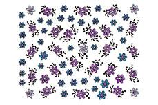 Jolifin Glitter Nailart Sticker 33