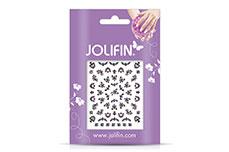 Jolifin Glitter Nailart Sticker 36