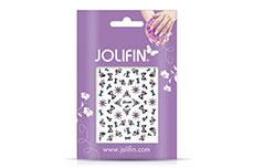 Jolifin Glitter Nailart Sticker 37