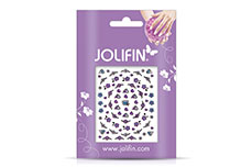 Jolifin Glitter Nailart Sticker 38