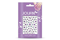 Jolifin Glitter Nailart Sticker 40