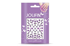 Jolifin Glitter Nailart Sticker 43