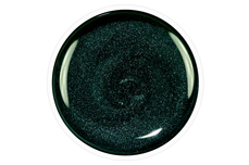 Jolifin Carbon Colors UV-Nagellack dark petrol Glimmer 14ml