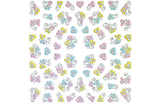 Jolifin sweet pastell Sticker 9