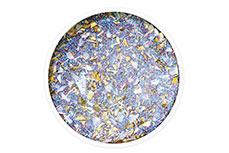 Jolifin Acryl Farbpulver - Blue Glittermix 5g