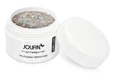 Jolifin Acryl Farbpulver Multicolor Glittermix 5g