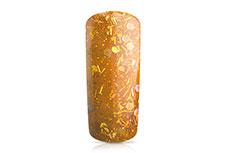 Jolifin Acryl Farbpulver Orange Glittermix 5g